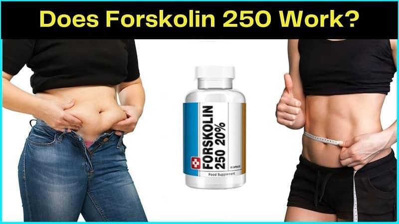 Does Forskolin 250 Work