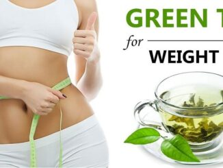 green tea enhance weight loss