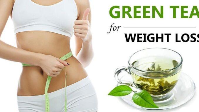 green tea enhance weight loss