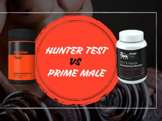 Hunter Test vs Prime Male