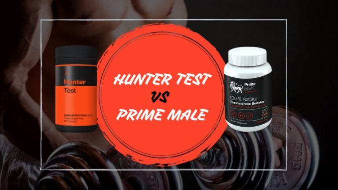 Hunter Test vs Prime Male