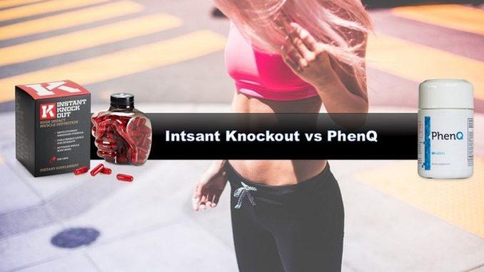 Instant Knockout vs PhenQ