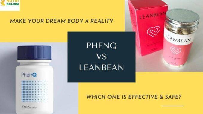 PhenQ vs Leanbean