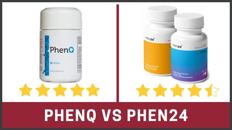 Phenq vs phen24 fat burner