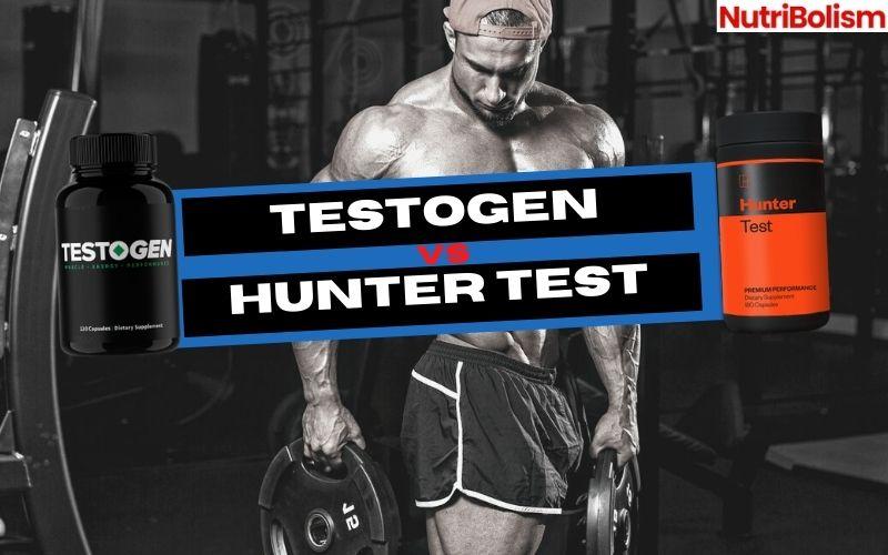 testogen vs hunter test