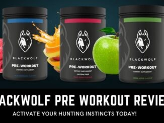 BlackWolf Pre-Workout