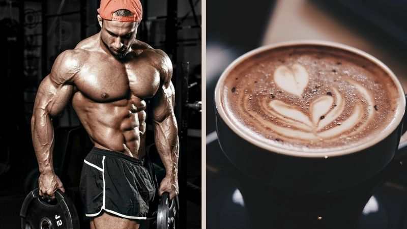 link between testosterone and coffee