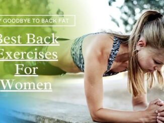 Back Exercises For Women