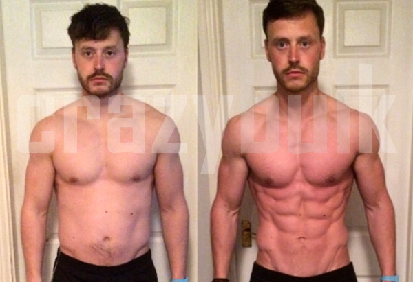 John Before and After Winsol