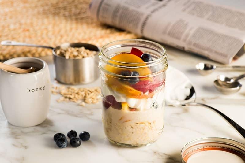 Diabetic Overnight Oats Recipes