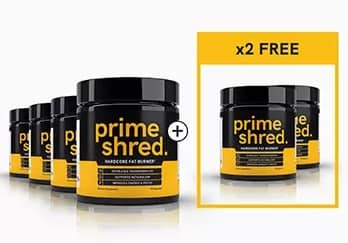 Prime Shred Six Month Supply
