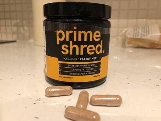 prime shred diet pill