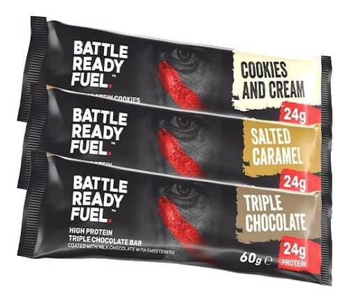 Battle Ready Fuel Protein Bar
