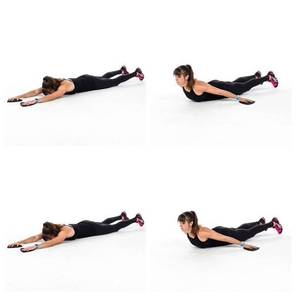 exercise for females at home
