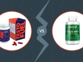 testofuel vs testo max